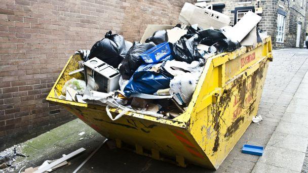 Kalendár zberu komunálneho odpadu